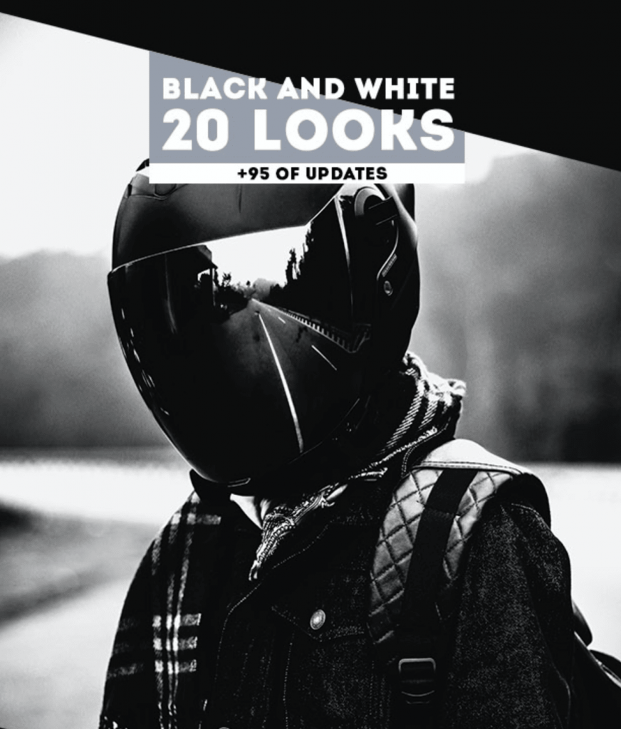Black and White LUTs for Premiere Pro